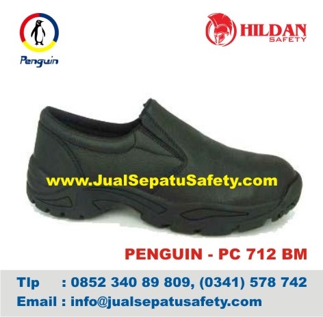 Sepatu Safety Shoes PENGUIN, PC 712 BM