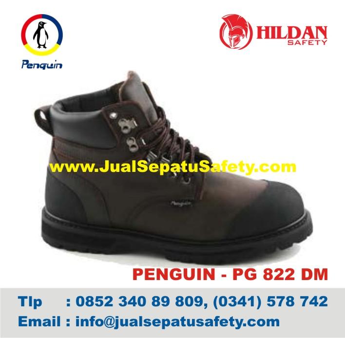 Sepatu Safety Shoes PENGUIN, PG 822 DM