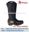 HS – Boots DISHUB, Jual Sepatu Tunggang Dinas Perhubungan