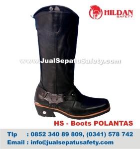 HS - Boots POLANTAS, Jual Sepatu Harley Davidson Polisi Lalu Lintas