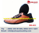 DR 403, Pabrik Safety Shoes Modern ASLI Kulit