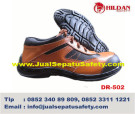DR 502, Distributor Safety Shoes Casual Pendek