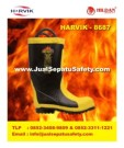 Harvik 8687, PRODUSEN Sepatu Firefighter BOOTS