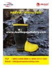 Harvik Mining 9805, AGEN Supplier Sepatu Minning Boots
