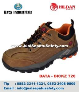 Sepatu Safety Shoes BATA BICKZ 720