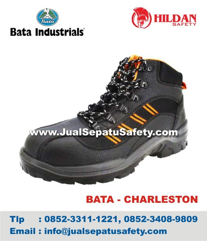 Sepatu Safety Shoes BATA CHARLESTON