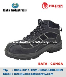 Sepatu Safety Shoes BATA CONGA