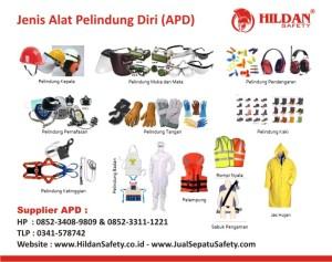 HILDAN SAFETY - Jenis Alat Pelindung Diri APD K3 dan fungsinya