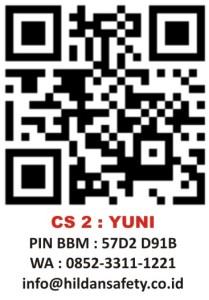 HILDAN SAFETY, Pin BBM Yuni, Des 2015