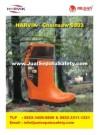 Harvik Chainsaw 9803, JUAL Sepatu Harvik boots PERTANIAN murah SURABAYA