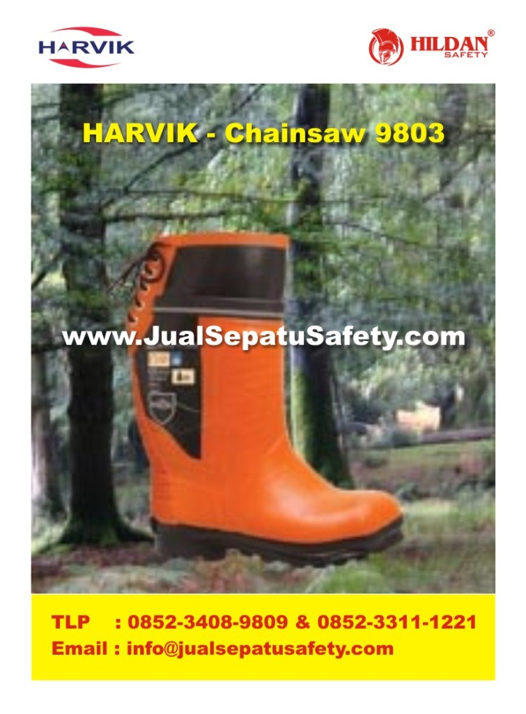 Harvik Chainsaw 9803