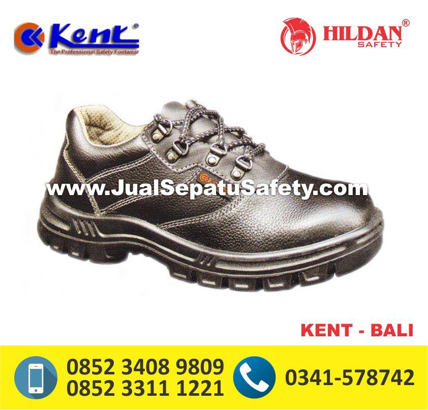 KENT BALI,Sepatu Safety Pendek Bertali,Gambar Sepatu Kent Bali