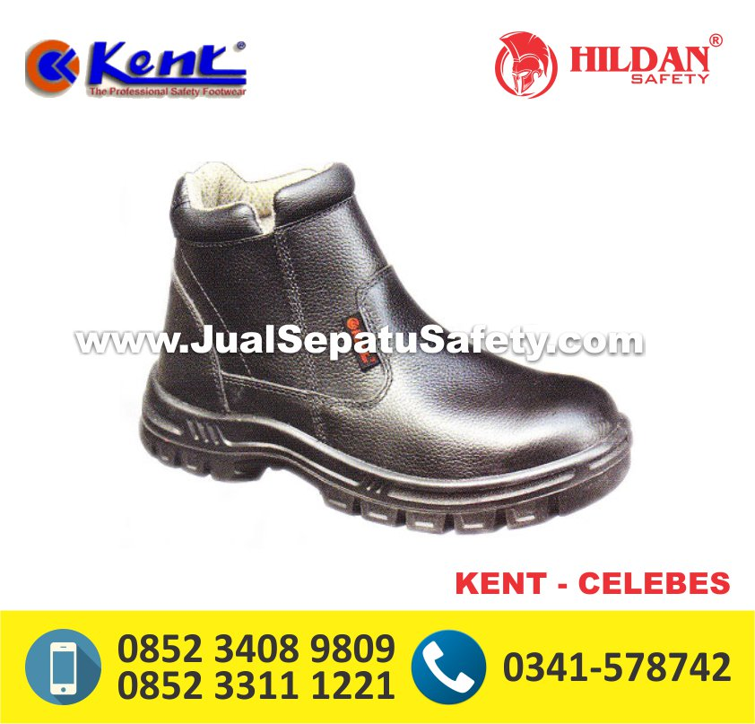 KENT CELEBES,Safety Shoes Harga Murah