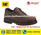 CAT Ridgemont ST Dark Brown – Harga Sepatu CATERPILLAR MURAH