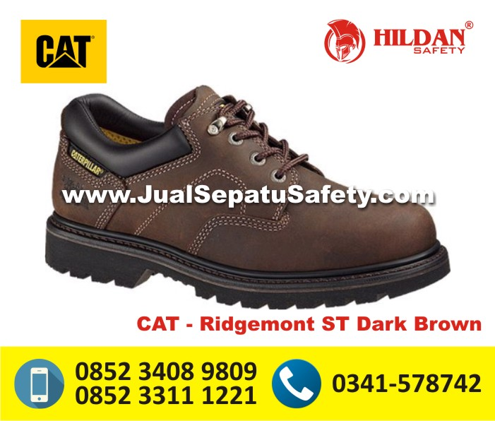 Distributor CATERPILLAR INDONESIA - CAT Ridgemont ST Dark Brown