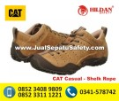 CAT Casual SHELK Rope, Harga Sepatu Safety CATERPILLAR Medan