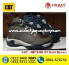 CAT METEOR ST Dark Brown, Jual Sepatu Caterpillar JOGJA