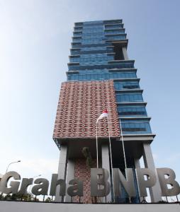 HILDAN SAFETY, Kirim Sepatu AP BOOTS ke Graha BNPB Jalan Pramuka Jakarta Timur