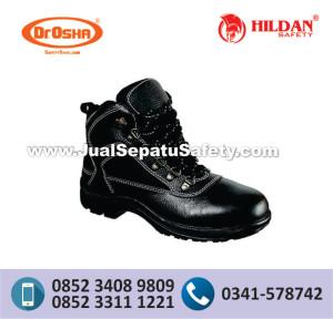 Sepatu Safety President Ankle Boot ASLI di Makassar