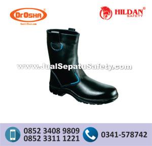 SEPATU SAFETY DR OSHA Wellington Boot