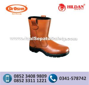 sepatu safety murah di madiun dr-osha nevada boot