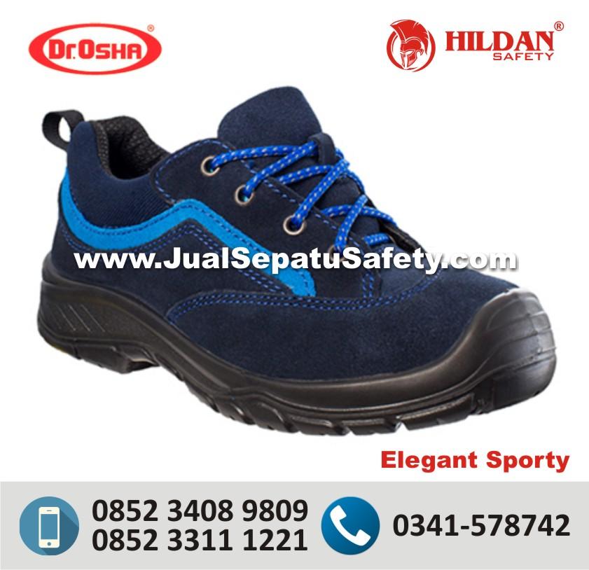 Dr.OSHA Elegant Sporty - Toko Sepatu Safety Keren SURABAYA