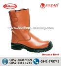 Dr.OSHA Nevada Boot PU – Distributor Sepatu Safety MURAH di Balikpapan