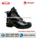 Dr.OSHA President Ankle Boot PU – Produksi Sepatu Safety ASLI di Bekasi