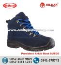 Dr.OSHA President Ankle Boot SUEDE – Sepatu Safety SURABAYA
