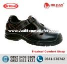 Dr.OSHA Tropical Comfort Strap PU – Jual Sepatu Safety Shoes Footwear MURAH