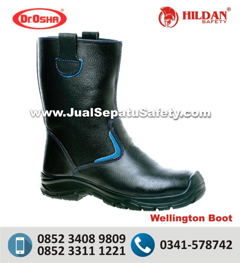 Dr.Osha Wellington Boot - Toko Safety Boot MURAH di SURABAYA