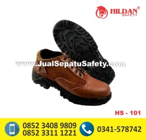 HS 101,Gambar Sepatu Safety Terbaru