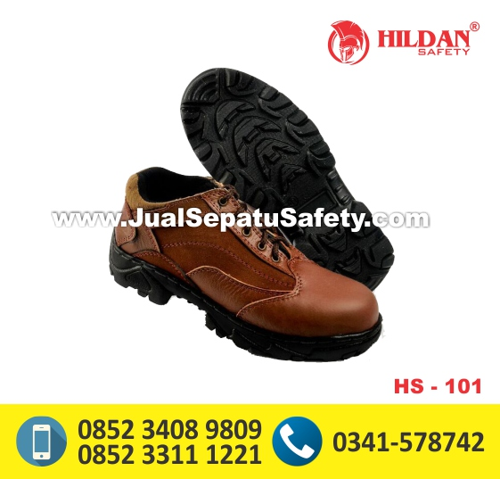 HS101,Gambar Sepatu Safety Terbaru