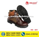 HS-201, Jual Safety Shoes Tinggi Bertali
