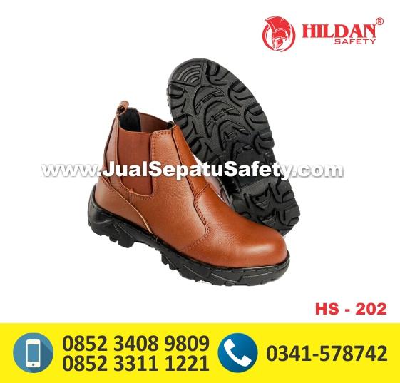 HS202Toko Online Sepatu Safety Harga Terjangkau
