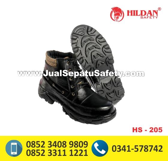 HS205,Distributor Sepatu Safety Harga Grosir