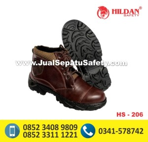 HS 206,Sepatu Safety Harga Murah