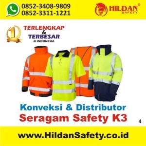 4 Seragam Safety