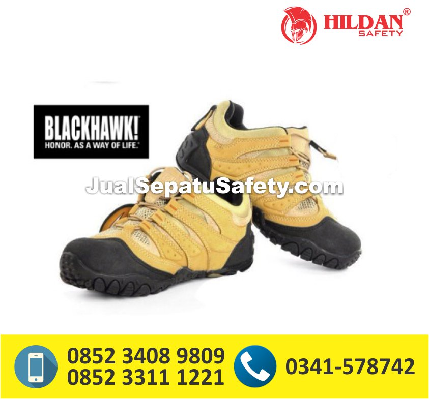 Blackhawk Hiking Boots 4″ low boots – Brown - sepatu army blackhawk,sepatu bot army,sepatu army di bandung