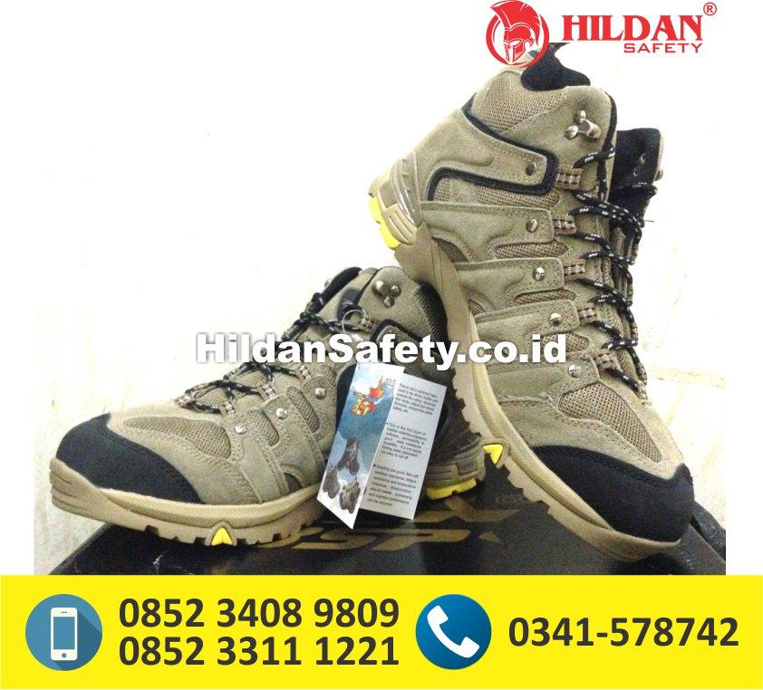 ESP Hiking Outdoor Boots 6″ – Brown, sepatu outdoor,sepatu outdoor adidas,sepatu outdoor rei