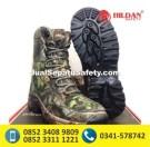 Hanagal Boots ORI 8″ – Camotree Waterproof, Sepatu Army Surabaya
