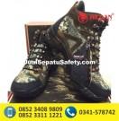 Hanagal Camo hunting series Boots 6″ – Mossy OAK, Sepatu Army Malang