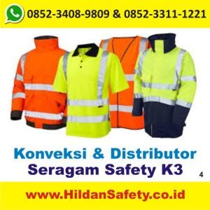 Konveksi Jual Wearpack dan Seragam Safety