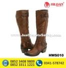 HWS 010 – Sepatu Boots Wanita Casual