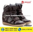 HWS 027 – Sepatu Boots Wanita Branded
