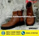 HWS 007 – Model Sepatu Boots Wanita Tebaru