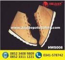 HWS 008 – Sepatu Boot Kulit Untuk Wanita