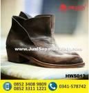 HWS 013 – Toko Sepatu Boots Kulit Wanita