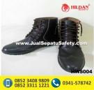 HWS 004 – sepatu boot kulit wanita branded