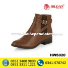 HWS 020 – Harga Sepatu Boot Kulit Wanita